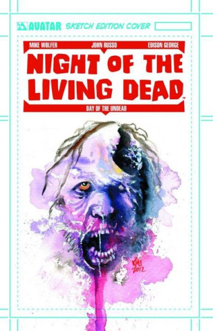 Night of the Living Dead: Aftermath #1