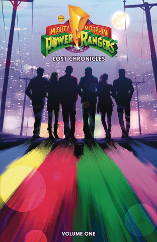 Mighty Morphin' Power Rangers: Lost Chronicles Vol. 1