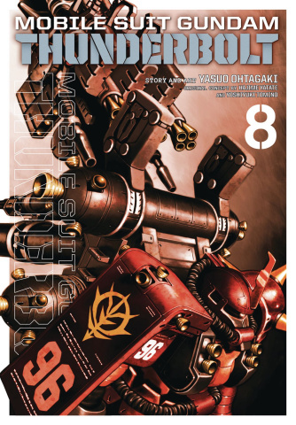 Mobile Suit Gundam: Thunderbolt Vol. 8