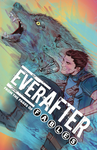 Everafter: From the Pages of Fables Vol. 1: Pandora