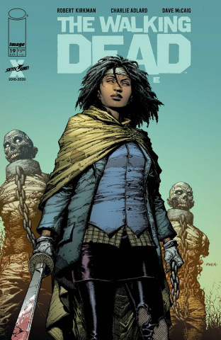 The Walking Dead Deluxe #19 (Finch & McCaig Cover)