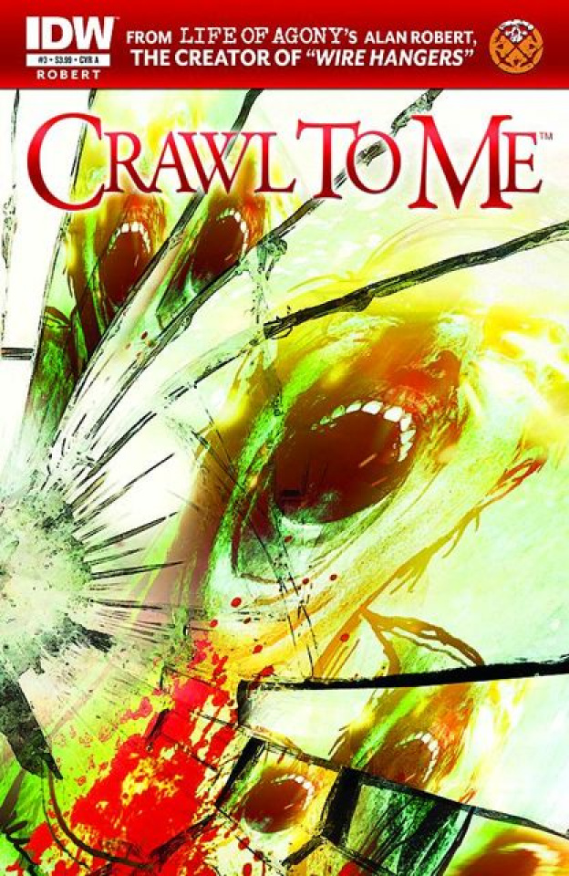 Crawl To Me #3