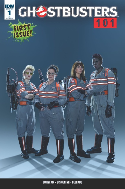 Ghostbusters 101 #1 (10 Copy Cover)