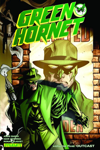 The Green Hornet Vol. 5: Outcast