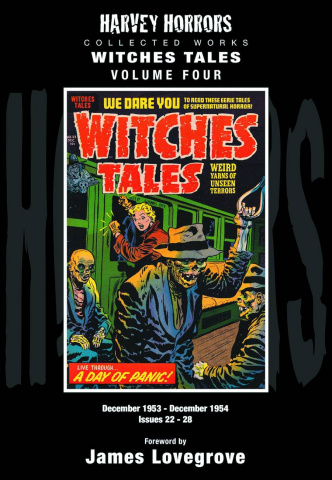 Witches Tales Vol. 4