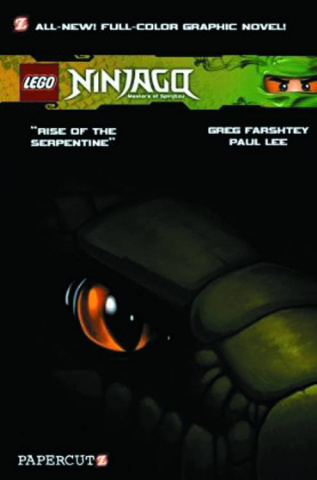 Ninjago Vol. 3: Rise of the Serpentine