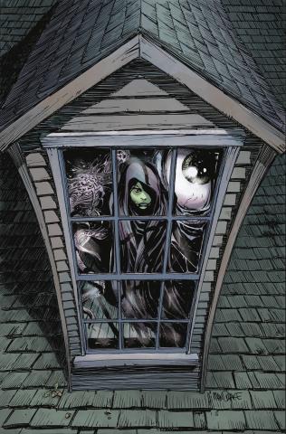 Black Hammer: Visions #2 (Mandrake Cover)