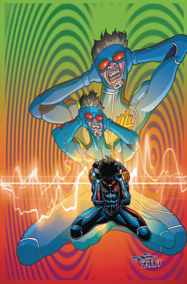 Catalyst Prime: Accell #4