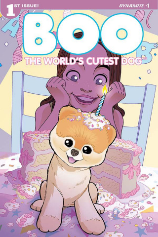 Boo: The World's Cutest Dog #1 (Fleecs Cover)