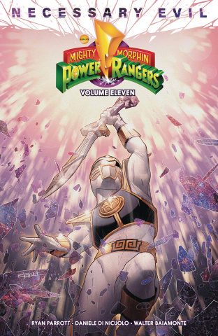 Mighty Morphin' Power Rangers Vol. 11