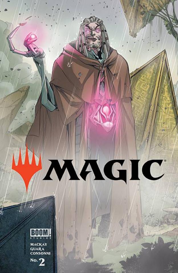 Magic: The Gathering #2 (Guara 2nd Printing)