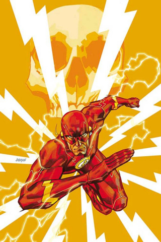 The Flash #1 (Variant Cover)