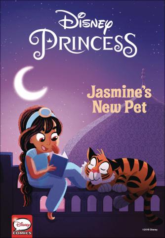 Disney Princess: Jasmine's New Pet