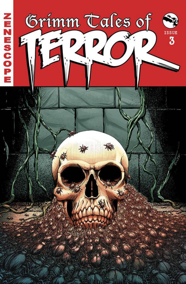 Grimm Fairy Tales: Grimm Tales of Terror #3 (Eric J Cover)
