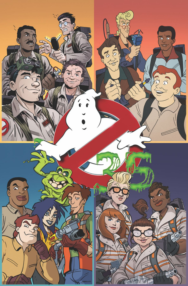 Ghostbusters: 35th Anniversary Collection