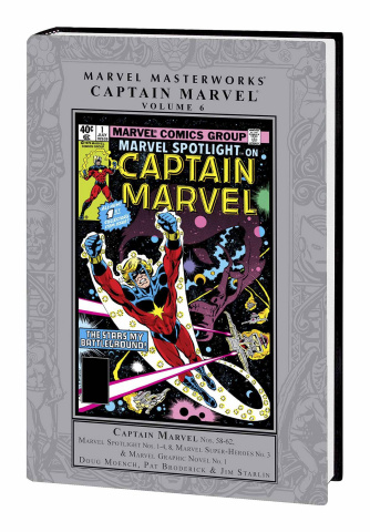 Captain Marvel Vol. 6 (Marvel Masterworks)