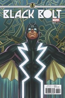 Black Bolt #3 (Sienkiewicz Cover)