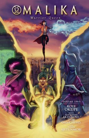 Malika: Warrior Queen Vol. 2