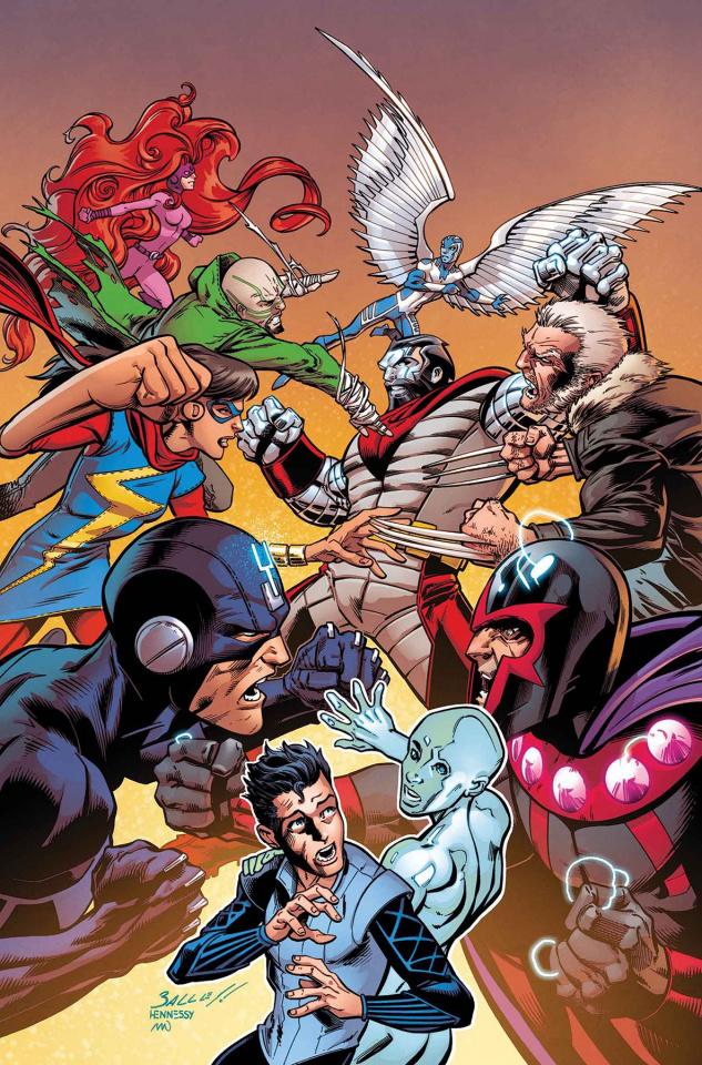 All-New X-Men #17: IvX