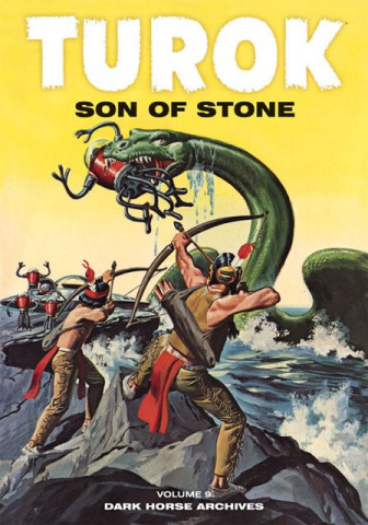 Turok: Son of Stone Vol. 9