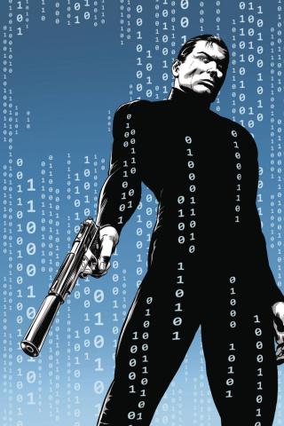 James Bond: Black Box #5 (30 Copy Zircher Virgin Cover)