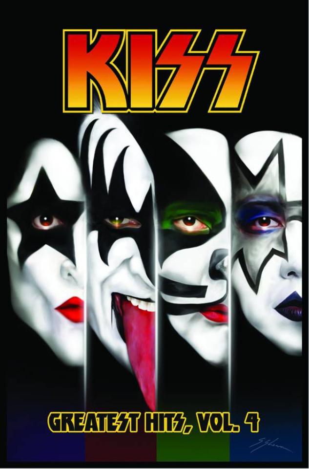 KISS: Greatest Hits Vol. 4