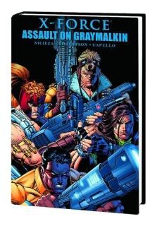 X-Force: Assault on Greymalkin