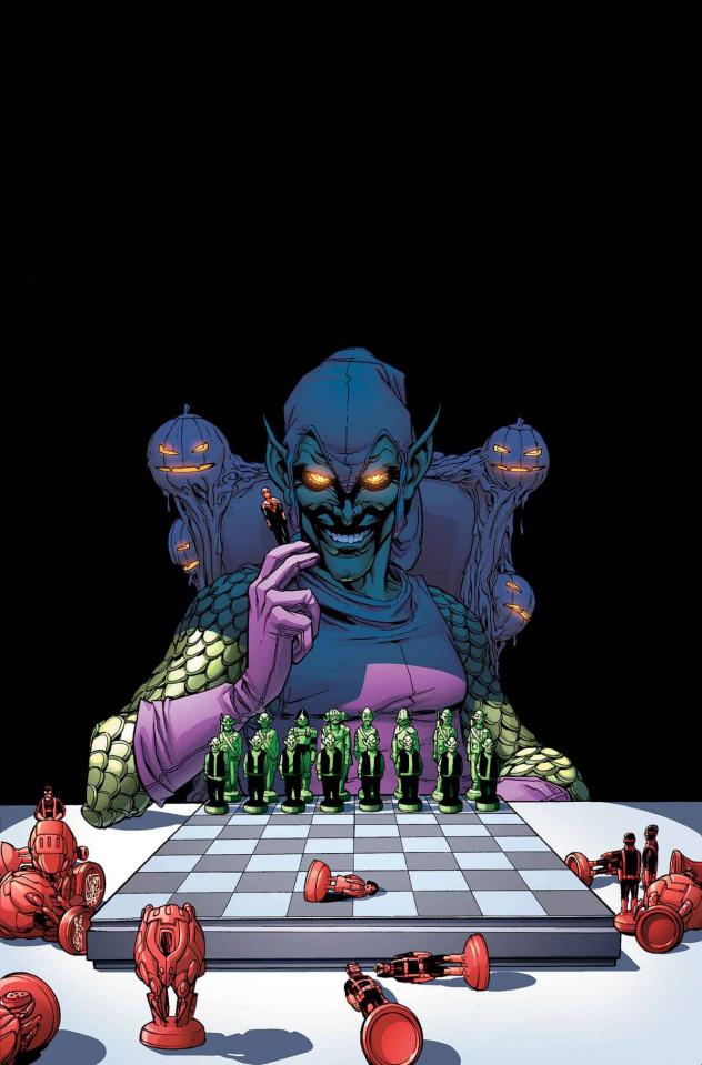 The Superior Spider-Man #28