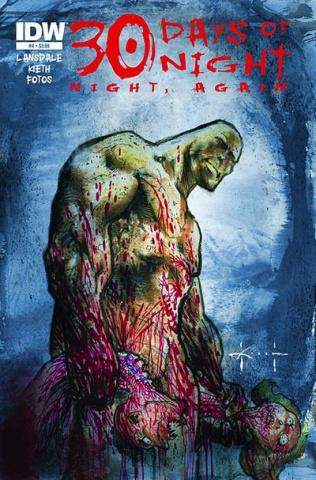 30 Days of Night: Night, Again #4