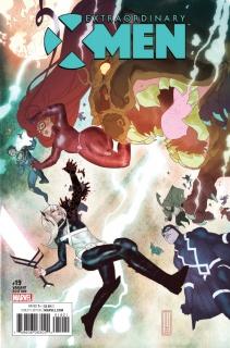 Extraordinary X-Men #19 (Caldwell IvX Cover)