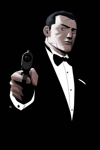 James Bond: 007 #7 (20 Copy Pham Virgin Cover)