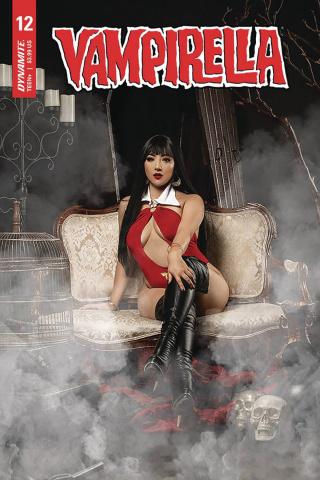 Vampirella #12 (Ramirez Cosplay Cover)