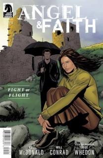 Angel and Faith, Season 10 #15 (Norton & Englert Cover)