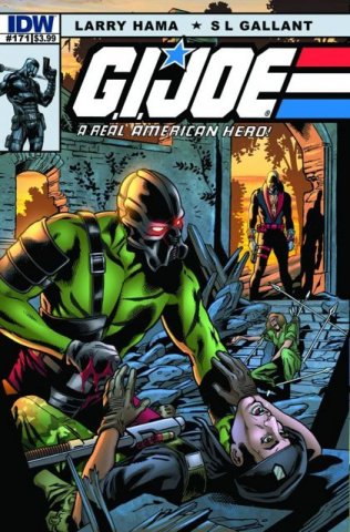 G.I. Joe: A Real American Hero #171