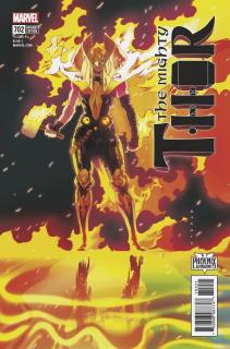 The Mighty Thor #702 (Anka Phoenix Cover)