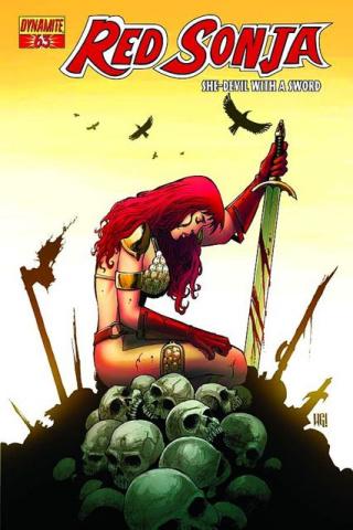Red Sonja #63