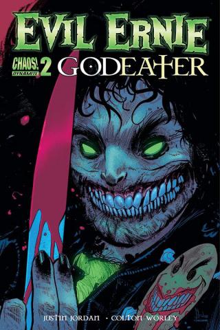 Evil Ernie: Godeater #2 (Strahm Cover)