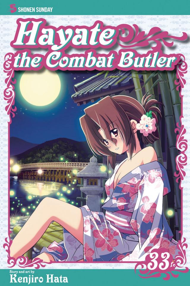 Hayate: The Combat Butler Vol. 33