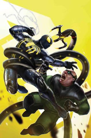 Spider-Man: City at War #6 (Tsang Cover)