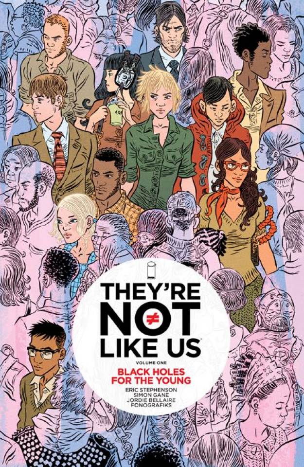 They're Not Like Us Vol. 1: Black Holes for the Young