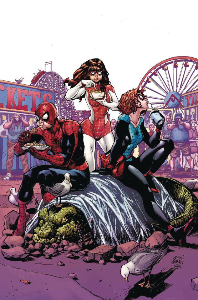 The Amazing Spider-Man: Renew Your Vows #14 Leg