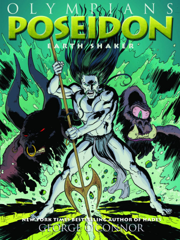 Olympians Vol. 5: Poseidon - Earth Shaker