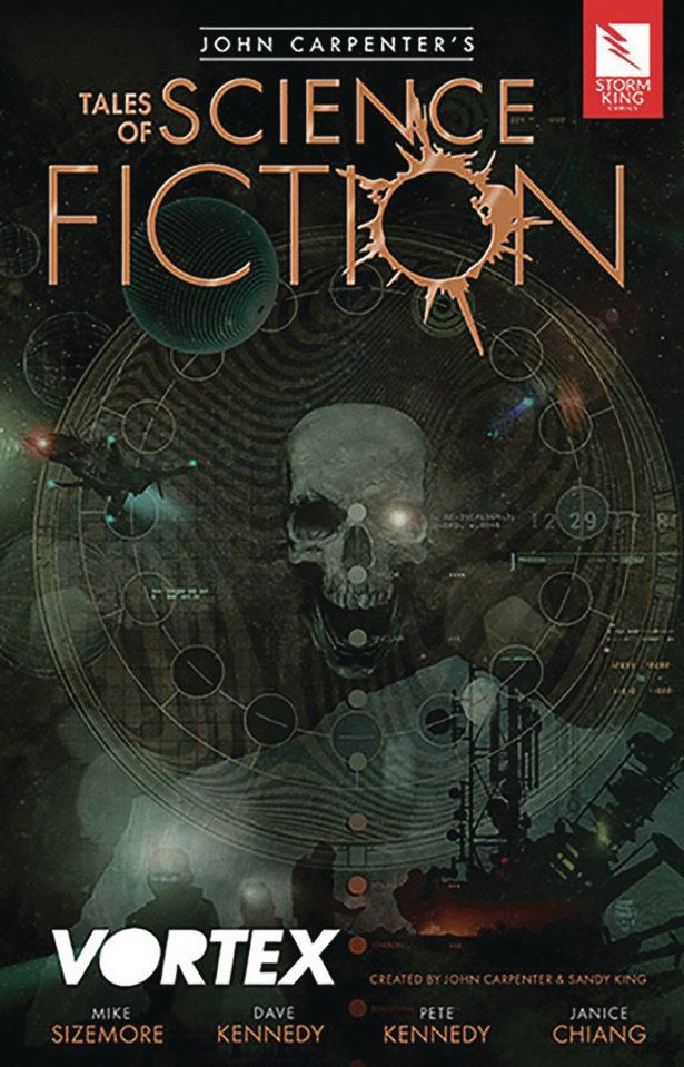 Tales of Science Fiction: Vortex