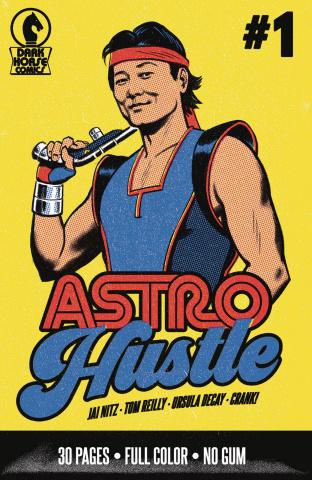 Astro Hustle #1 (Smallwood Cover)