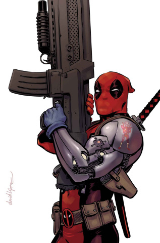 The Despicable Deadpool #288: Legacy