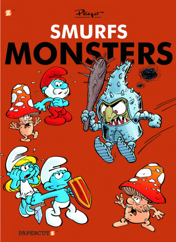 Smurfs: Monsters