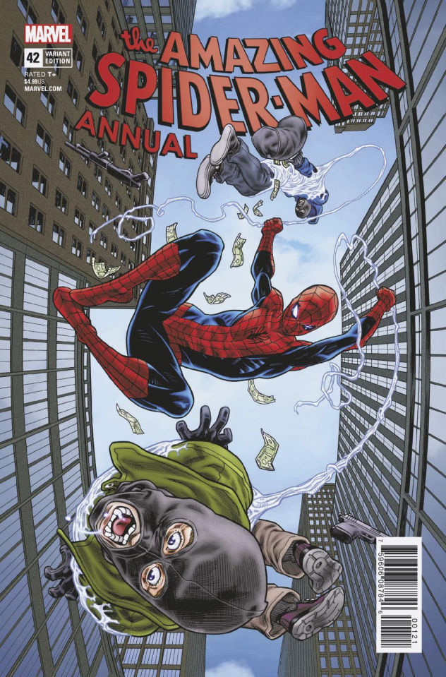 The Amazing Spider-Man Annual #42 (Hawthorne Cover)