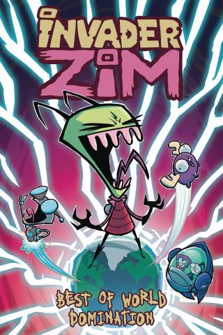 Invader Zim: Best of World Domination