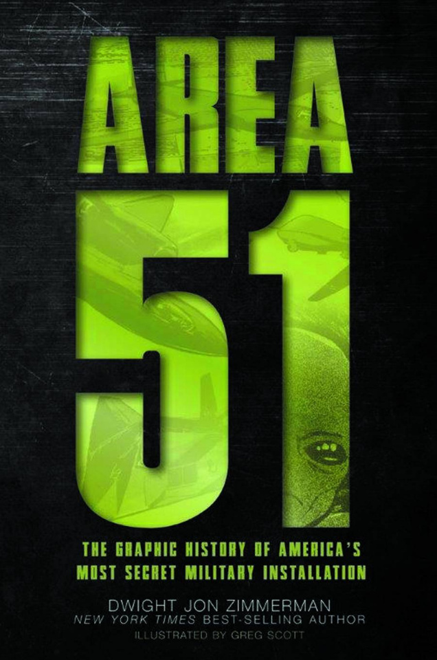 Area 51: The Graphic History