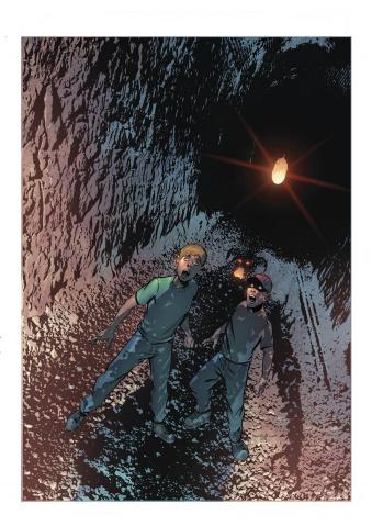 Grimm Fairy Tales: Satan's Hollow #1 (Qualano Cover)